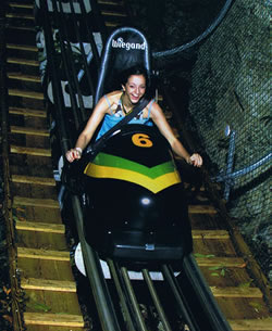 Mystic Mountain Bobsled