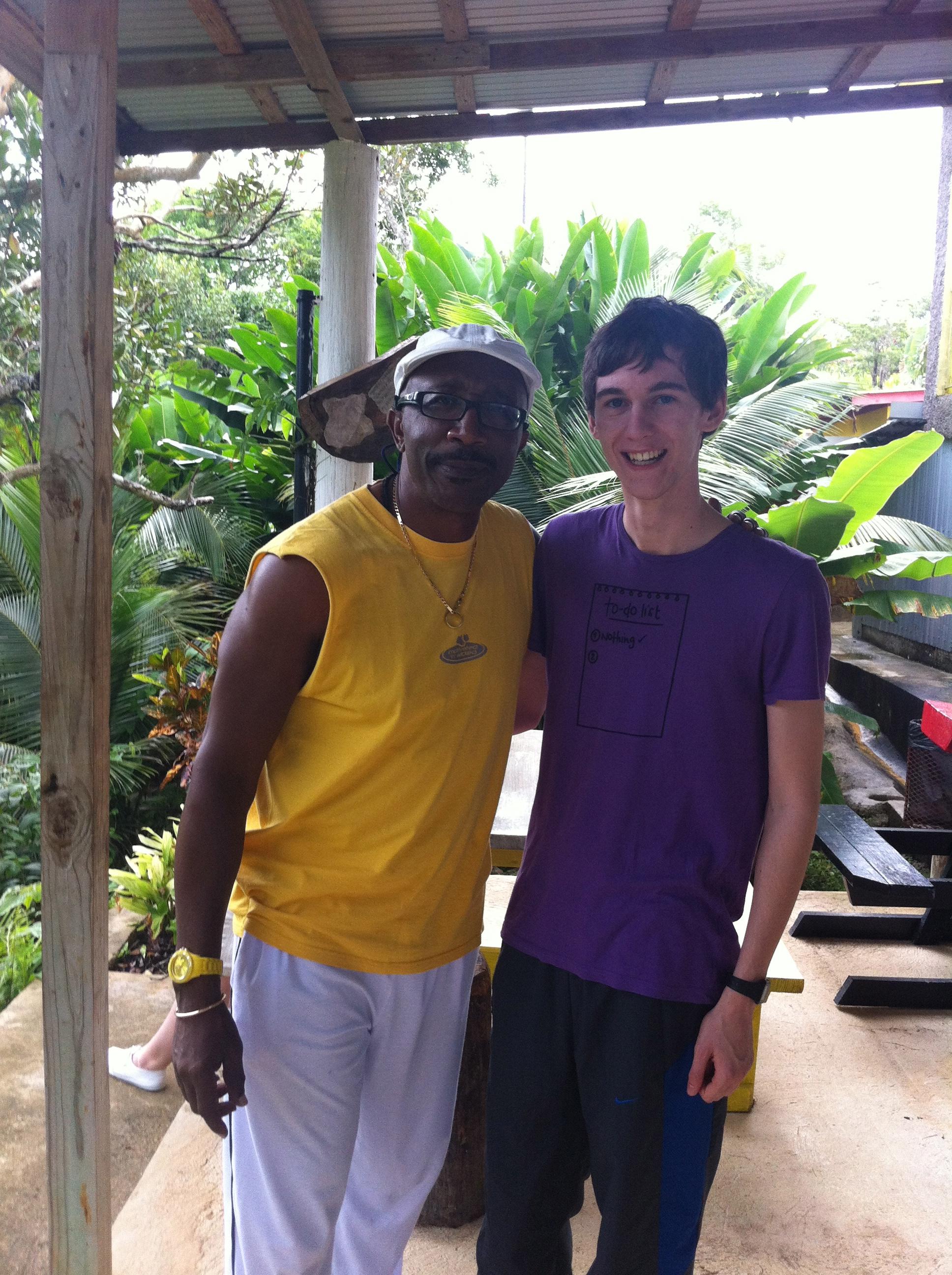 Mr Motivator & James
