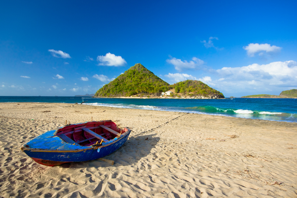 Beaches of Grenada