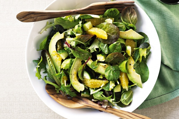 Avocado-salad-with-orange-vinaigrette