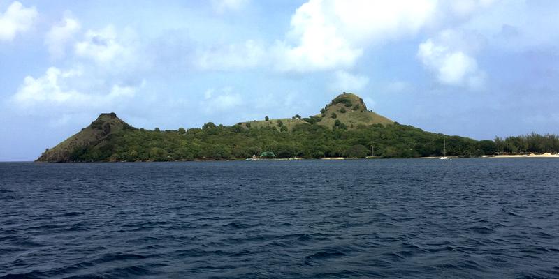 Pigeon Island 6