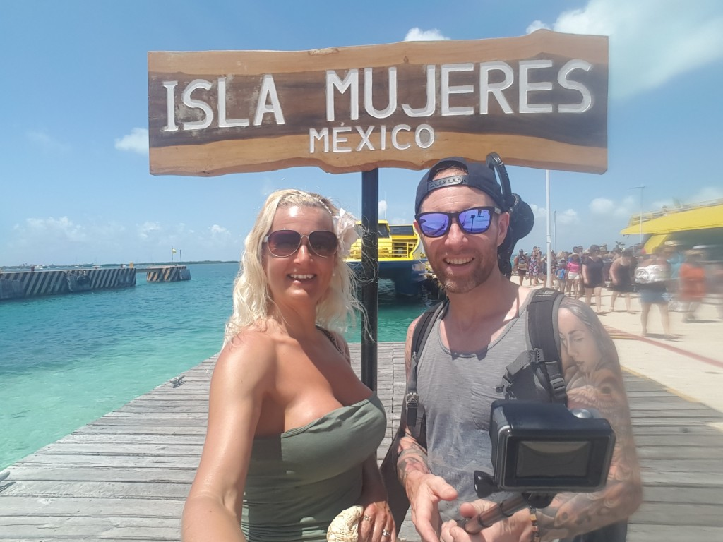 Welcome to Isla Mujeres