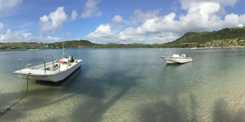 Travel blog: Amy's Traditional Caribbean Escape at St James's Club & Villas, Antigua
