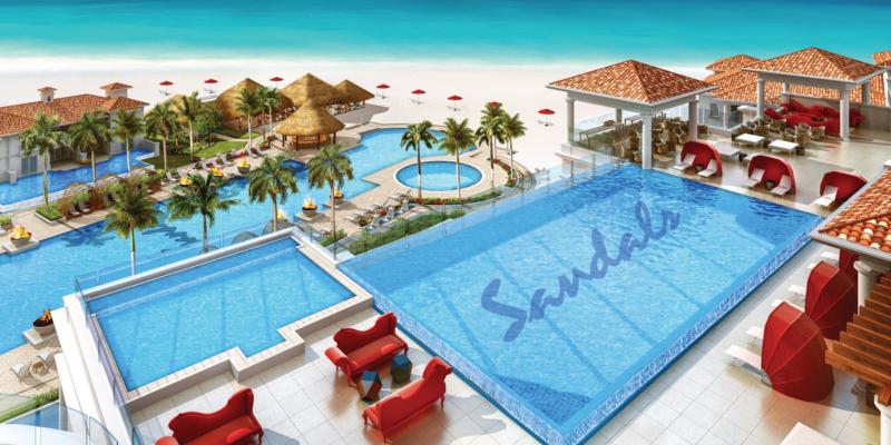 Sandals Royal Barbados resort
