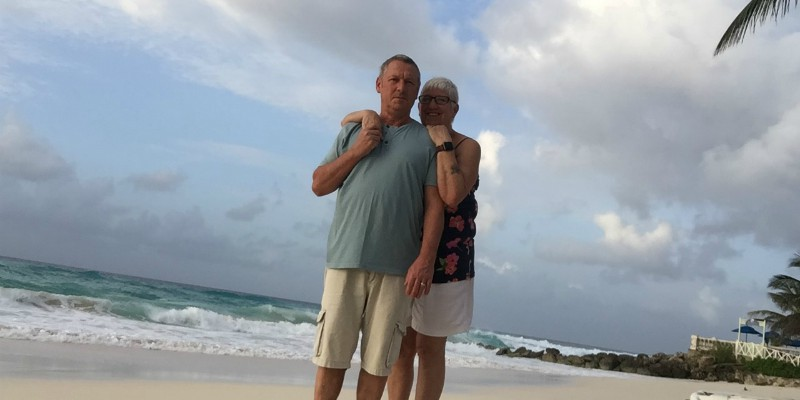 Travel blog: Competition Winner Jackie Soaks up the Sun in Barbados
