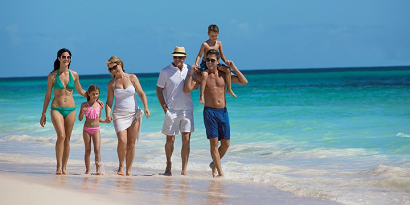 Travel blog: Explore and Discover the Dom Rep with AMResorts' Family-Friendly Properties.
