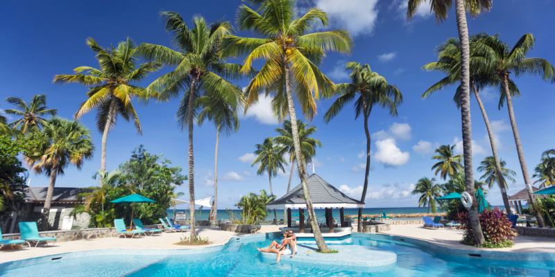 Travel blog: Exclusive Beachfront Luxury Just for Couples at Rendezvous Saint Lucia