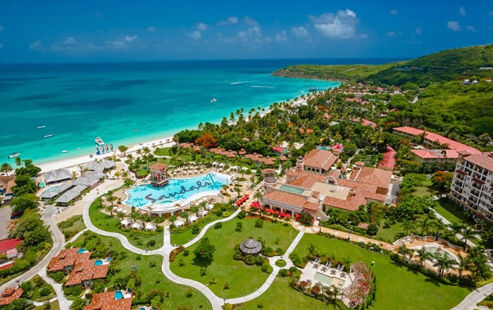 Travel blog: Sandals Grande Antigua – Unrivalled Caribbean Luxury