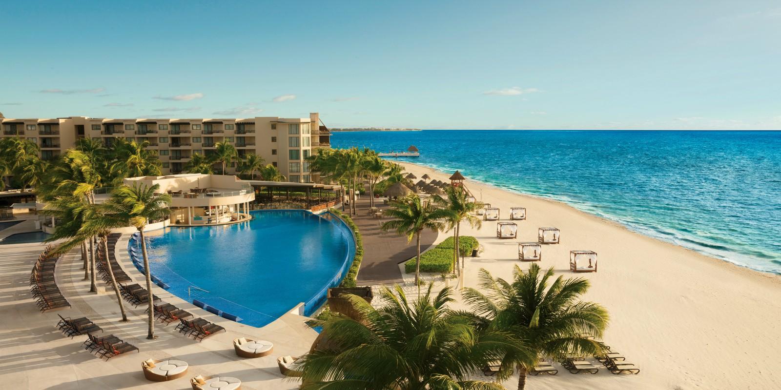 Travel blog: Explore Dreams Riviera Cancun Resort & Spa