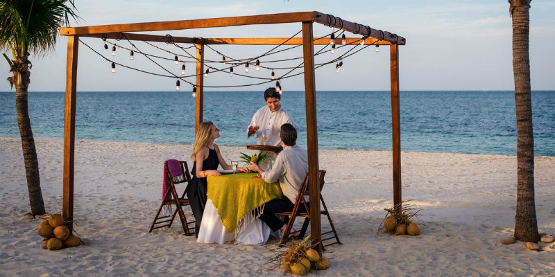 Excellence beachside resorts with Caribbean Warehouse
