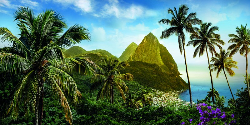 Travel blog: Breath-Taking Saint Lucia