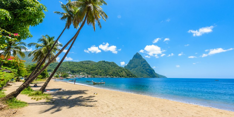 Travel blog: Our Favourite Places to Explore in Saint Lucia