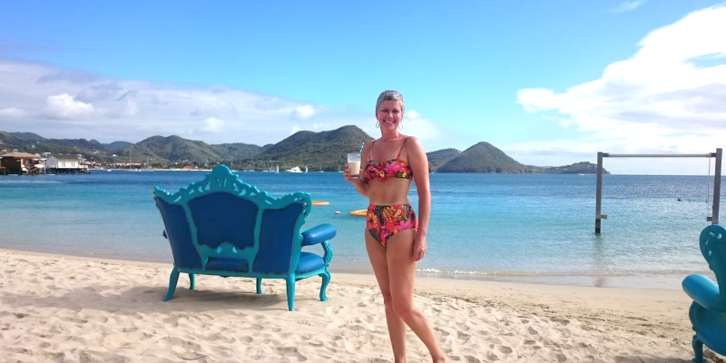 Travel blog: Melissa tells us all about her prize of a stay at Sandals Resorts