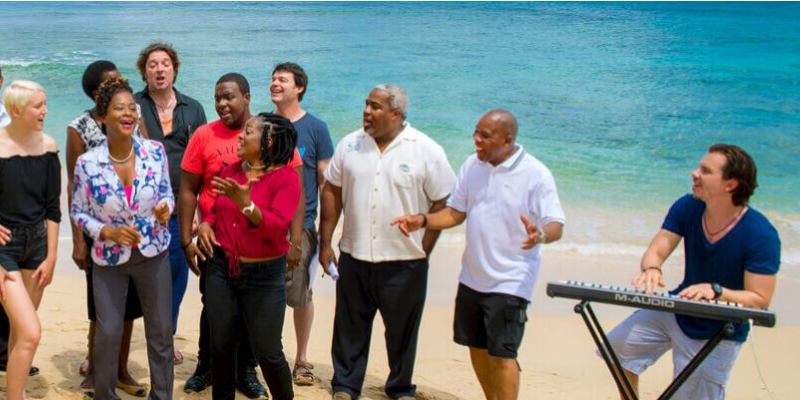 Caribbean Choir at Pineapple Beach Club