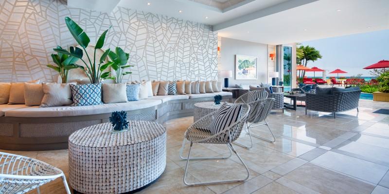 Oasis Lounge at O2 Beach Club & Spa