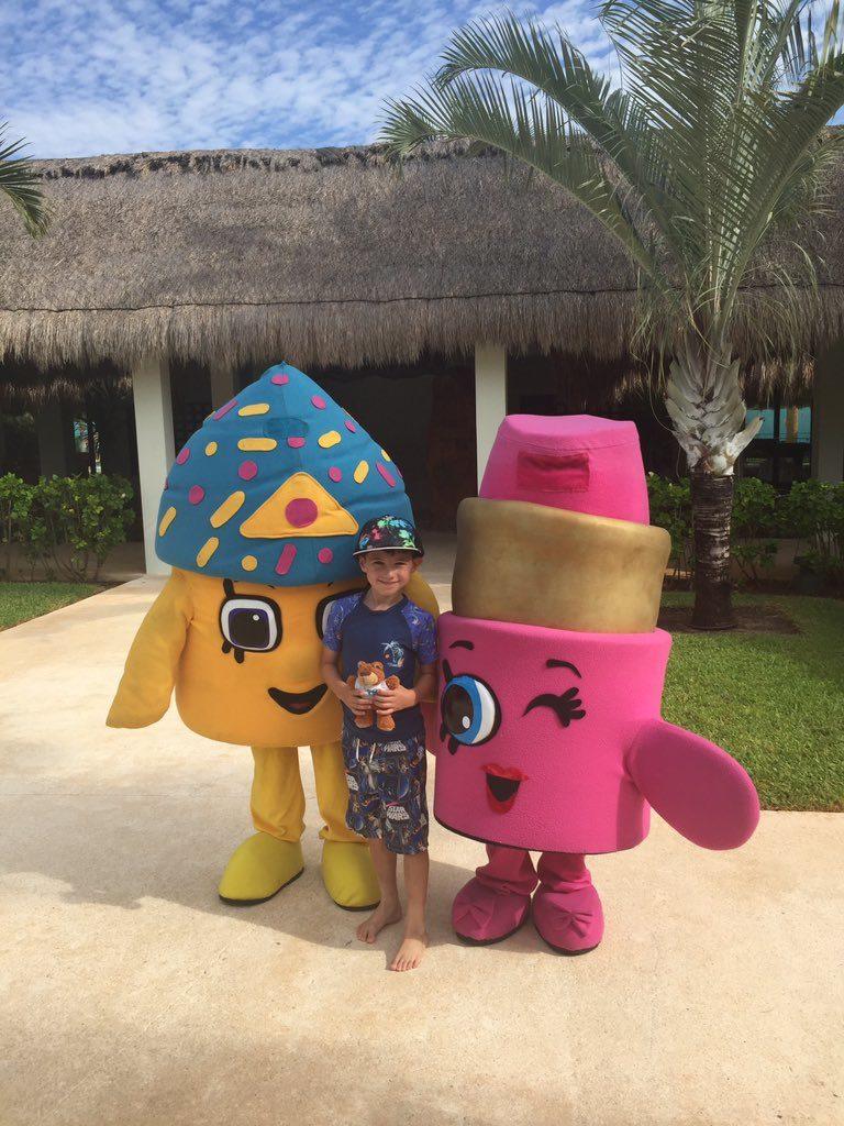 Family Escapes at Finest Playa Mujeres with Caribbean Warehouse