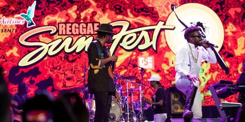 Sumfest Jamaica