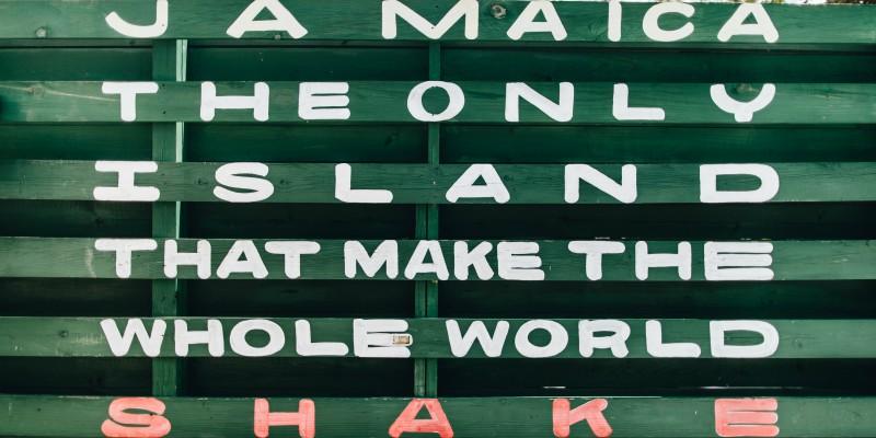 Jamaica make the world shake