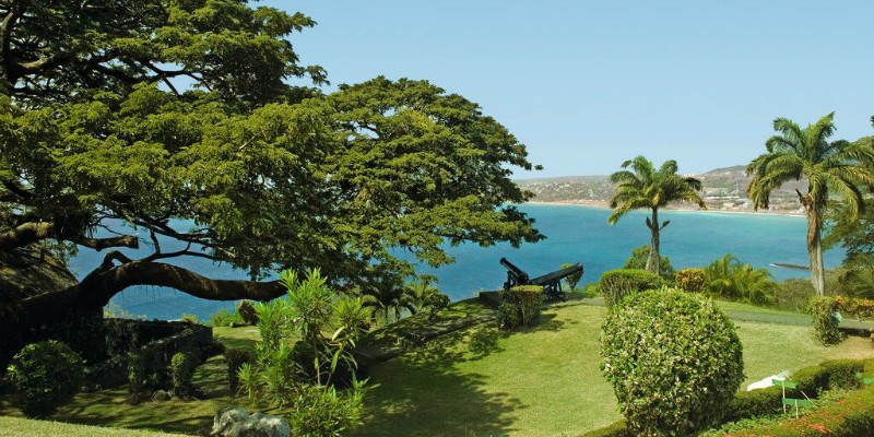 Tobago historic sites
