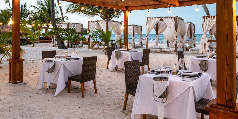 Be Live punta cana dining