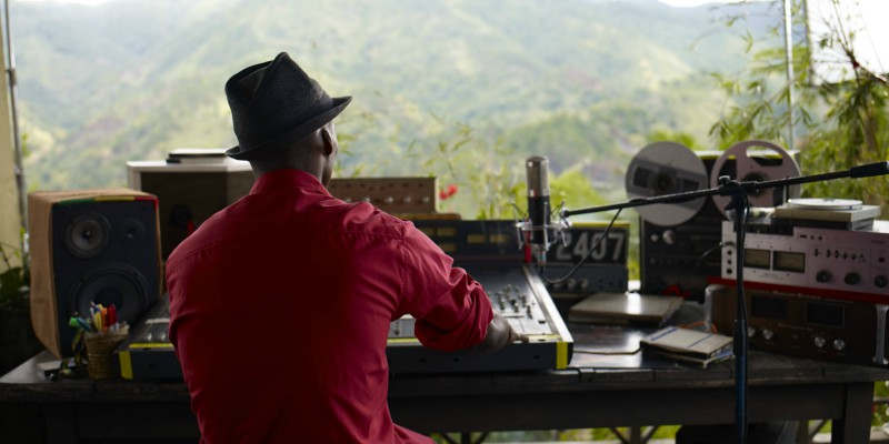 Music in Jamaica view