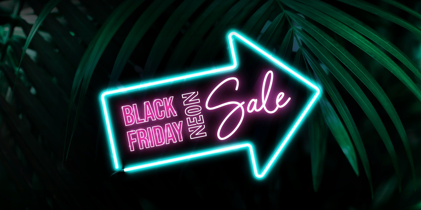 Black Friday Sale Header