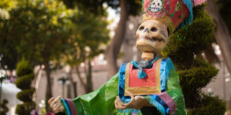 day of the dead festival, mexico