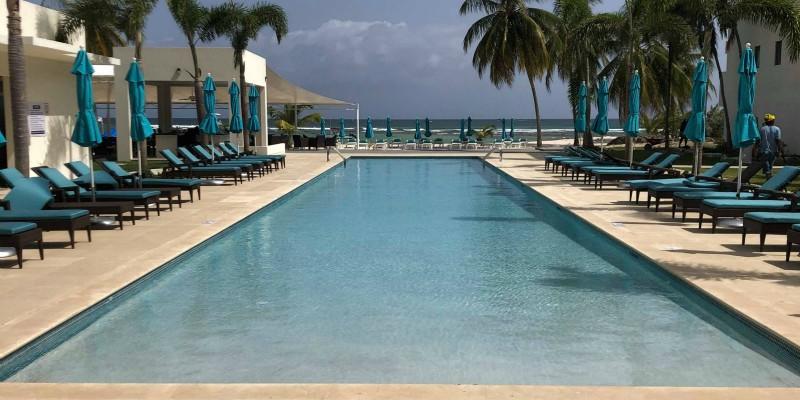 Hotel Pool Barbados