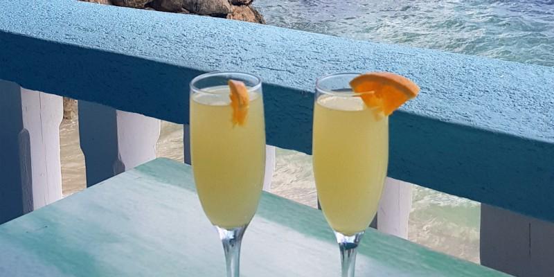 Mimosas - Barbados Food & Rum Festival