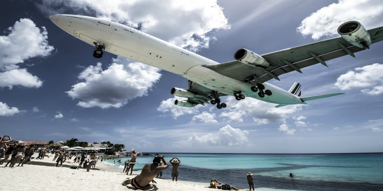 Maho Beach in St Martin