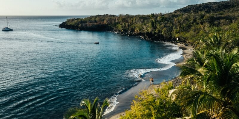 Lucky you, stunning St Lucia is your destination of choice