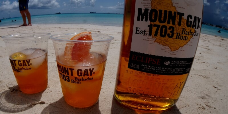 Mount Gay Rum Barbados