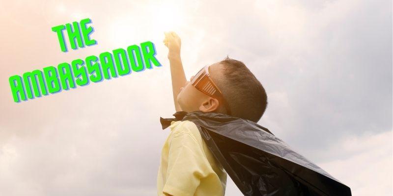 Are you a brand ambassador