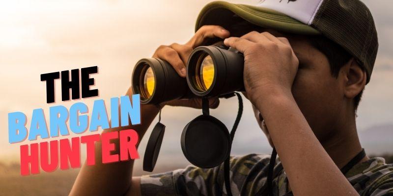Are you a Bargain Hunter