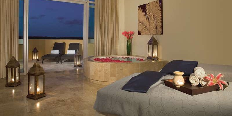 the Spa by Pevonia® in Now Jade Riviera Cancun