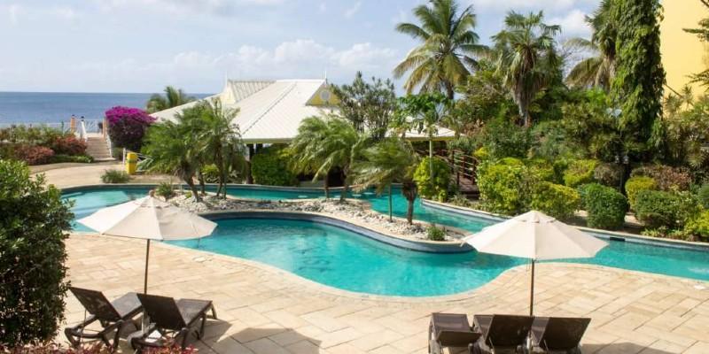 Tropikist Beach Hotel & Resort in Tobago