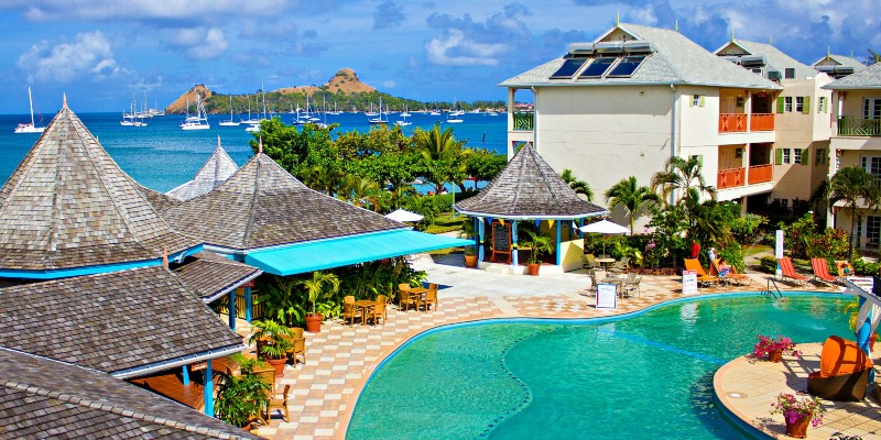 Win a stay at Bay Gardens Resort & Spa St Lucia in the Big Blue Sale
