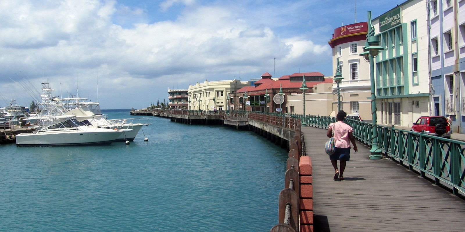 Travel blog: 9 Of The Best Things to do in Bridgetown: Why We Love This City