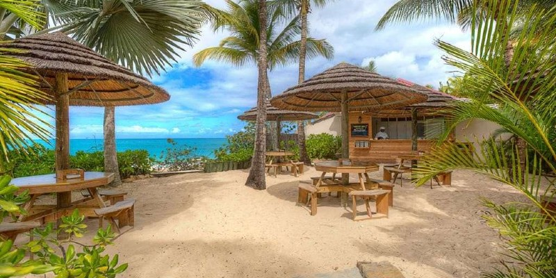 Stunning Caribbean views combine with incredible facilities