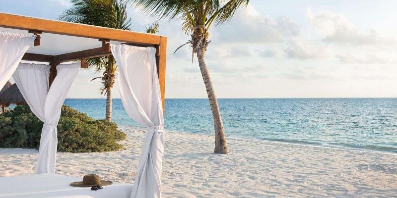 Adults-Only Beachfront Retreat