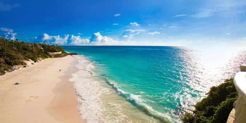 The Beautiful Beachfront Location