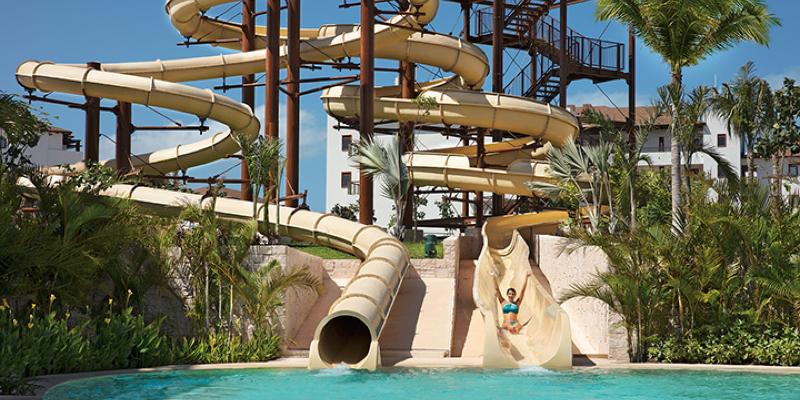 Dreams Playa Mujeres Golf & Spa Resort Waterpark