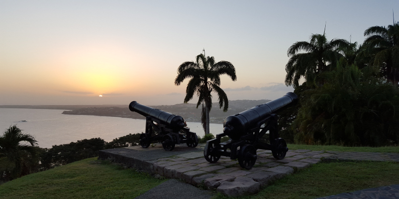Fort King George. Picture Credit: Wikimedia