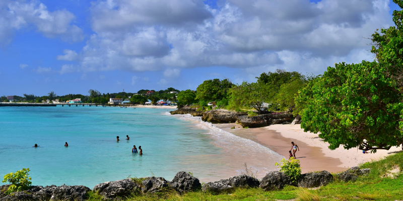 The best beaches in St James