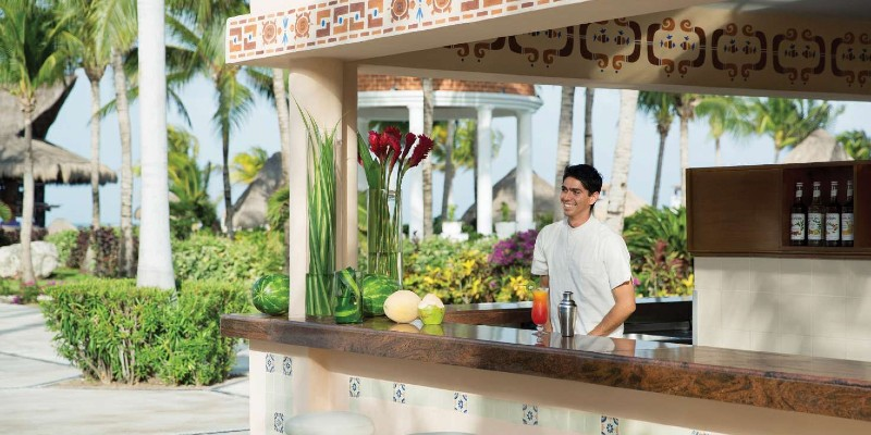 Prelude Bar at Excellence Riviera Cancún