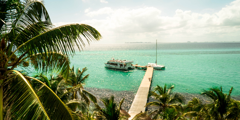 Boat Trips to Isla Mujeres