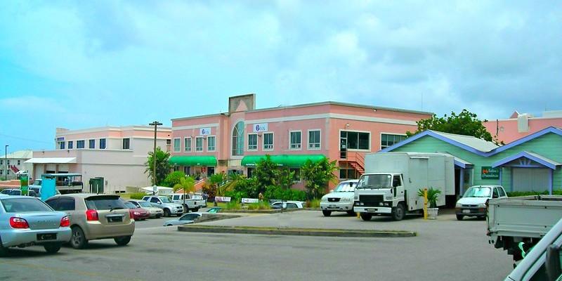 Sheraton Mall in Oistins, Barbados