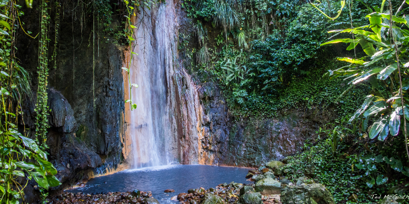 Diamond Waterfall. Picture Credit: Ted McGrath