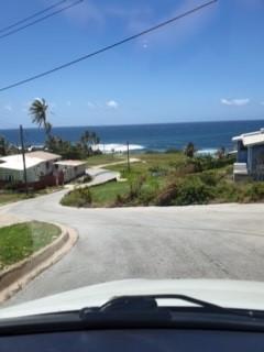 exploring Barbados by car