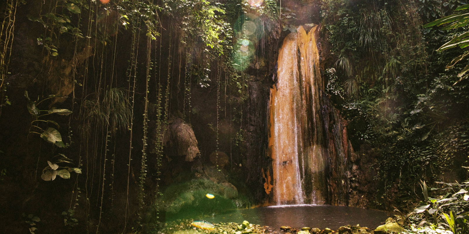 Travel blog: 5 Waterfalls to Chase in St Lucia